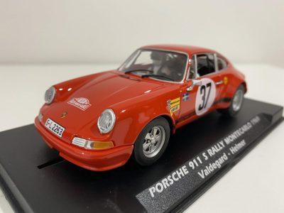 Porsche 911 S Rallye Monte Carlo 1969 Valdegard-Helmer Ref. 036107 FLYSLOT
