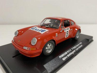 Porsche 911 S 1º Rallye Suecia 1968 B.Waldegard-L.Helmer Ref. 036108 FLYSLOT
