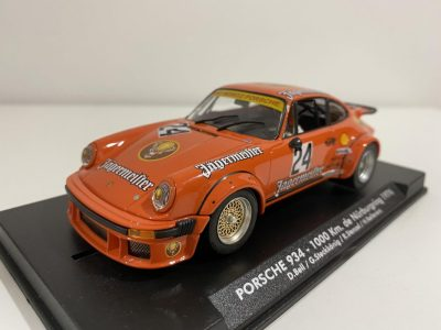 Porsche 934 – 1000Km de Nürburgring 1976 D.Bell/G.Steckkönig/H.Kelleners Ref. 044103 FLYSLOT