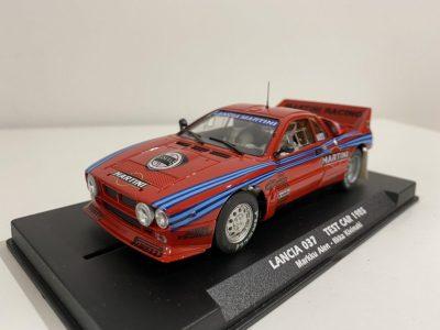 Lancia 037 Test Car 1985 Ref. 046103 FLYSLOT