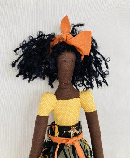 Boneca Kiara