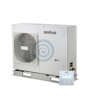 BOMBA DE CALOR SOLIUS AEROBOX